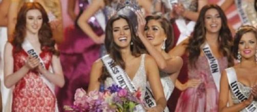 Paulina Vega se alza con la ansiada corona