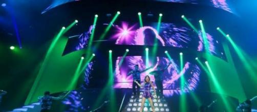 Violetta deu seis concertos em Portugal