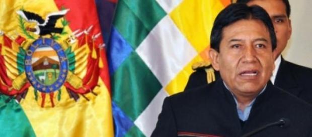Canciller de Bolivia David Choquehuanca