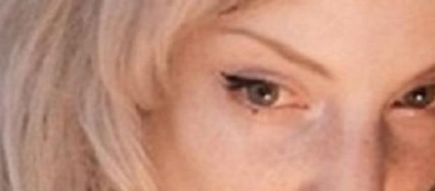 Detalle del rostro de Vex Ashley