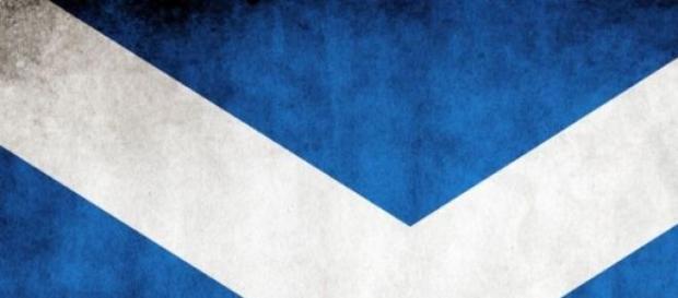 Scottish Flag That Represents Scotland
