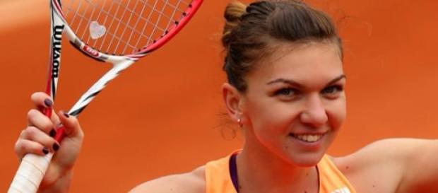 Simona Halep versus Ekaterina Makarova