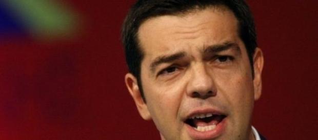 Tsipras tomou posse como primeiro-ministro grego.