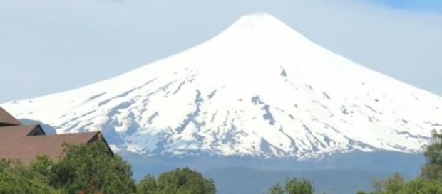 Vulcão Villarrica: uma das atrações preferidas