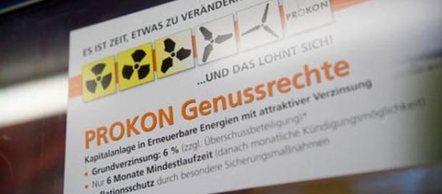 Windenergie-Firma Prokon geriet in die Insolvenz.