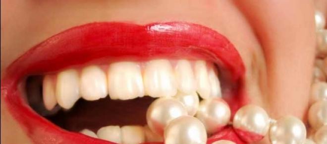 un zambet frumos,dinti mai sanatosi si puternici