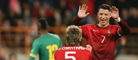 Portugal confia em CR7 para garantir o apuramento