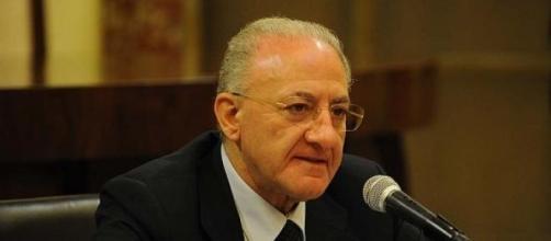 De luca, per il Tar ancora sindaco di Salerno