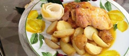 La ricetta del pollo al mandarino