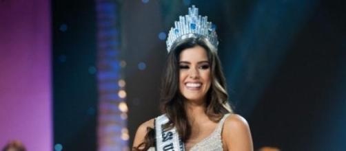 Paulina Vega, Miss univers 2014