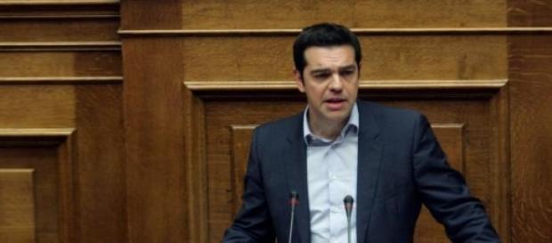 Alexis Tsipras, premierul Greciei