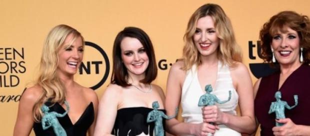 Algumas das vencedoras do SAG Awards