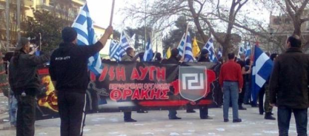 Amanecer Dorado es tercera fuerza en Grecia