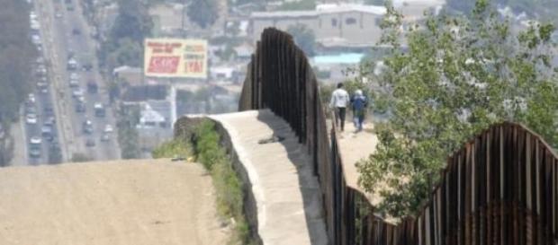 Amerykańska granica to często wymarzona ucieczka