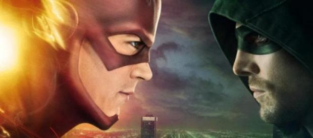 Arrow 3 e The flash, replica seconda puntata