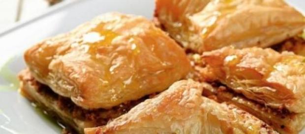 Baclava, o prajitura foarte delicioasa