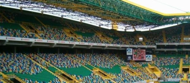 Estádio do Sporting CP Alvalade XXI