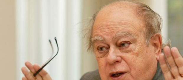 Jordi Pujol, expresidente de la Generalitat