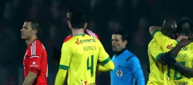 Paços de Ferreira trava ciclo vitorioso do Benfica