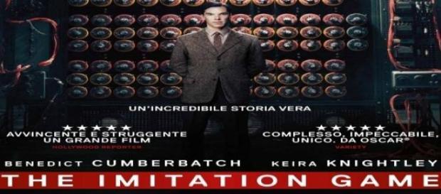 The Imitation Game: la storia di Turing.