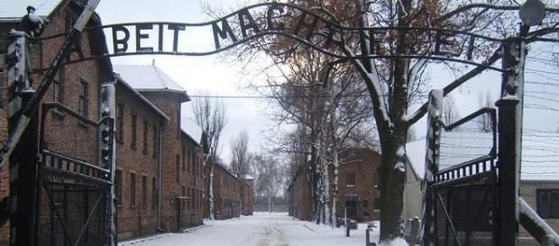 The Infamous Auschwitz Gate: 'Work Makes You Free'