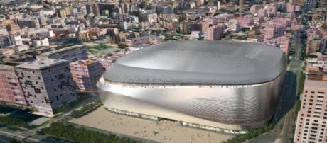 Novo Bernabéu vai custar 500 milhões de euros