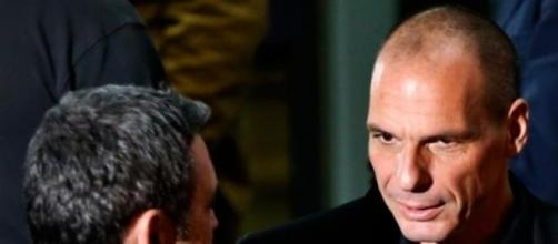 Il ministro delle Finanze greco Yanis Varoufakis