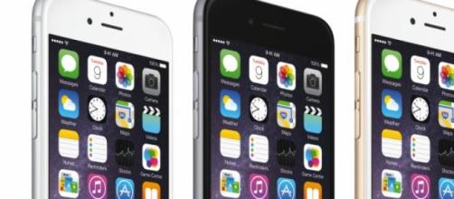 iphone 6 nelle sue versioni