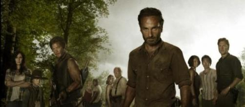 The Walking Dead comienza la nueva temporada