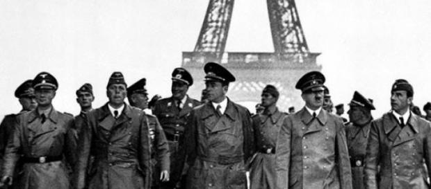 Adolf Hitler, Holocaust, Auschwitz, lagar, evrei