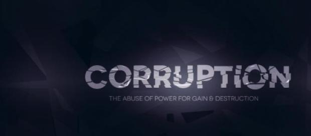 Coruptia pune in pericol democratia