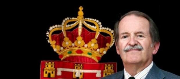 D. Duarte, herdeiro da coroa portuguesa.