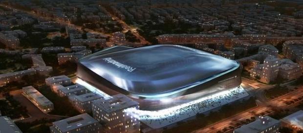 Estádio Abu Dhabi Bernabéu