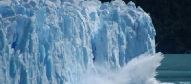 Ghetarul Totten din Antartica Orientala se topeste
