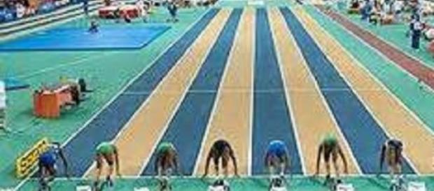 Glasgow kicked off the indoor season in athletics