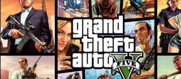 Grand Theft Auto 5 , jocul anului 2015