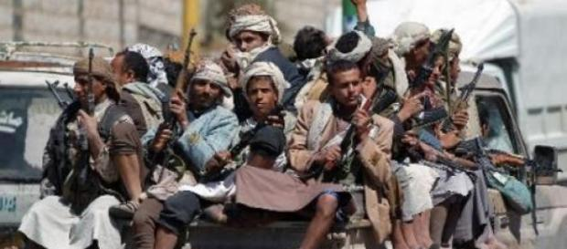 Les rebelles contrôlent la capitale Sanaa.