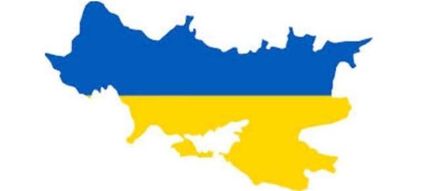 Ukraine borders before the conflict