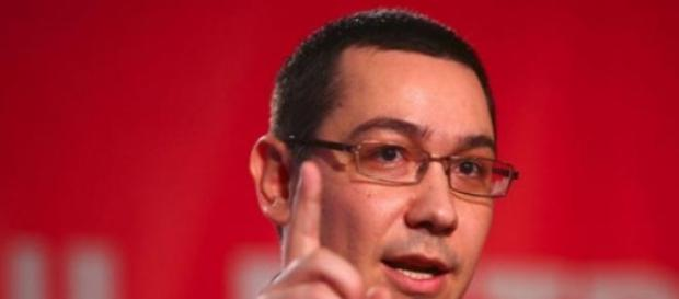 Victor Ponta, premierul Romaniei