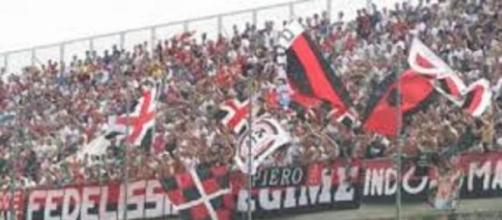 Foggia-Benevento, big match di Lega Pro