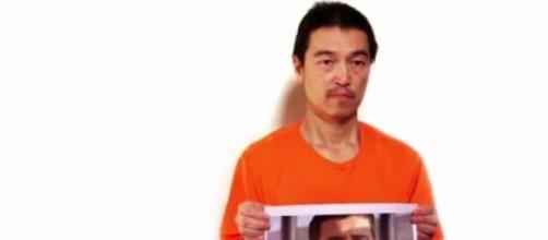 Posible liberación del reportero japonés