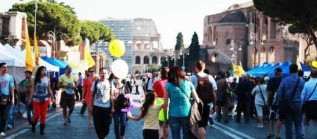 Blocco auto Roma: domenica stop al traffico