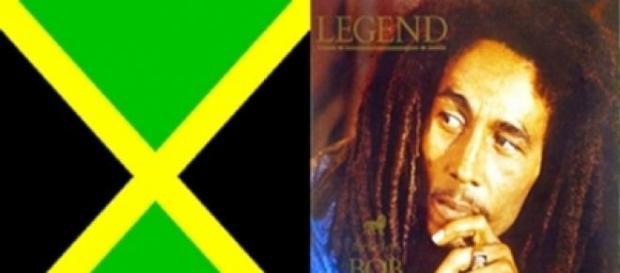 Bob Marley, imagen viva de Jamaica y la marihuana