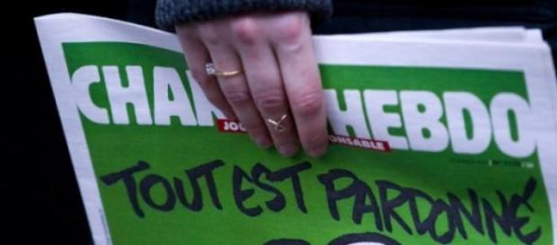 La une n°1178 du journal satirique Charlie Hebdo.