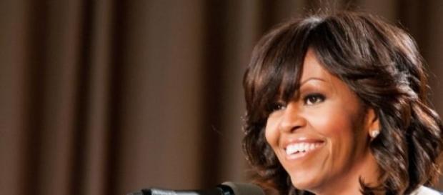 Michelle Obama criou polémica na Arábia Saudita.