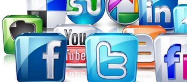 Redes sociales y novedades.