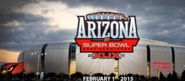 Super Bowl 2015 tem lugar a 1 de fevereiro