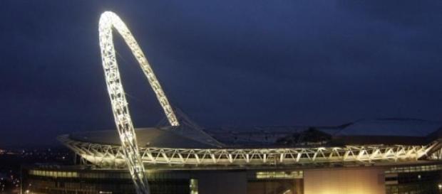 Wembley, to właśnie tu odbędzie się finał