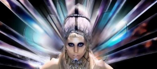 """Imagen del videoclip """"Born This Way""""."""