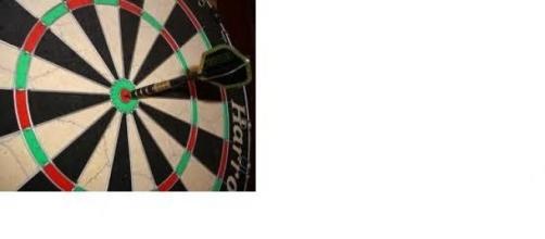 Lisa Ashton's win included a bullseye finish
